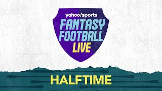 Worried about Saquon, Brees, David Johnson, or any other subpar performances today? | FFL Halftime