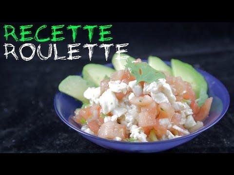 Recette : Ceviche