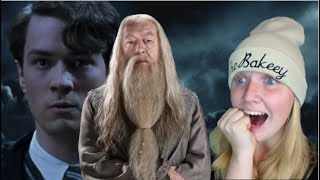 When Did Albus Dumbledore Realise Tom Riddle Had Become A Threat? Feat. The Bakeey