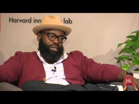 Harvard i-lab | The Other Side Speaker Series w/ Tariq Trotter aka Black Thought