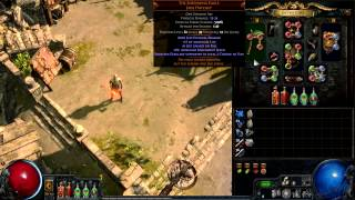 Build of the Week S04E04: Vaal Molten Shell Scold's Cycloner
