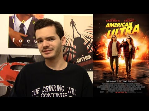 Movie Review - American Ultra