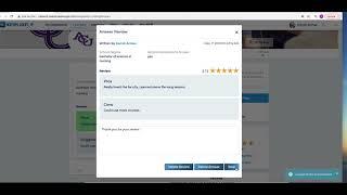 Respond to a Review