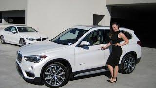 "NEW BMW X1 XDRIVE28i with 19"" wheels BMW Review"