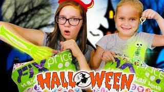 ХЭЛЛОУИН В ФИКС ПРАЙС Новинки Товаров на Halloween в Fix Price / MYSTERY BOX SWITCH UP CHALLENGE