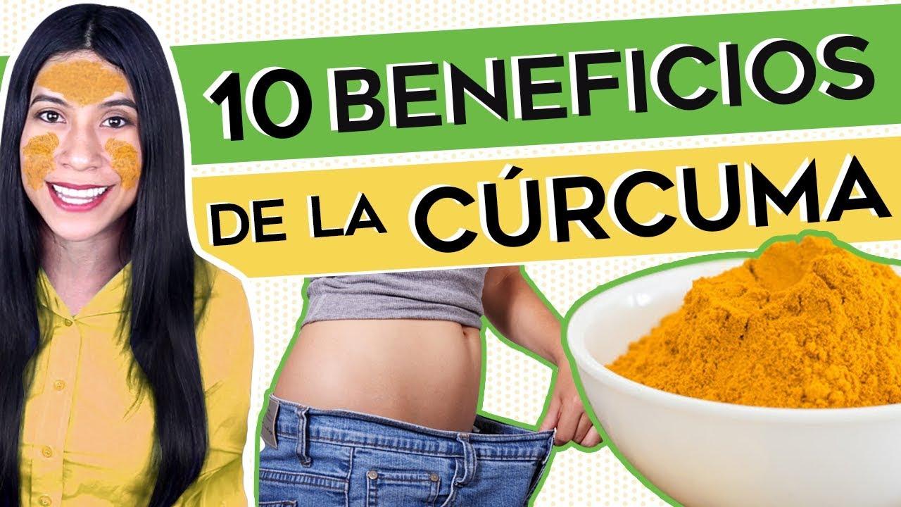 10 Beneficios De La Curcuma Y Propiedades Para Que Sirve Y Como Tomarla Youtube