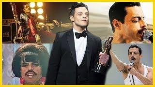 TODO lo que se atrevió hacer Rami Malek para convertirse en Freddie Mercury
