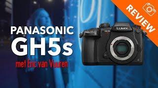 Eric van Vuuren reviewt de Panasonic GH5s - Kamera Express
