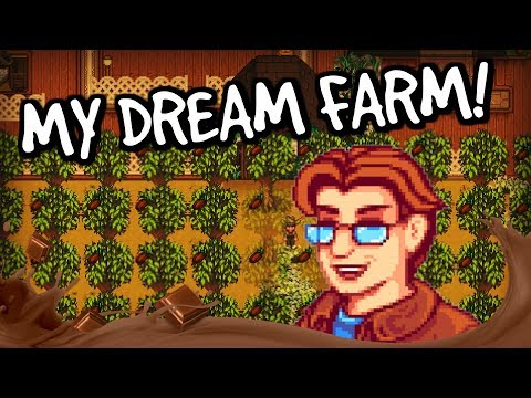 THE BEST FARM YOU COULD EVER CREATE! | Stardew Valley Farm Project