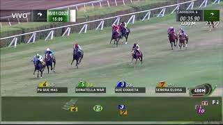 Vidéo de la course PMU PREMIO PITERAYA