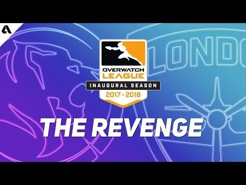 LA Gladiators vs London Spitfire | Quarterfinals Overwatch League Playoffs Trailer thumbnail