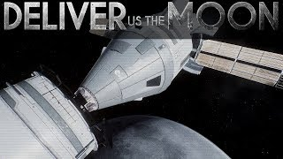 Deliver us the Moon #02 | Andocken an der Raumstation | Gameplay German Deutsch thumbnail