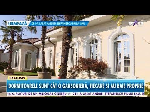 Milionarul român care