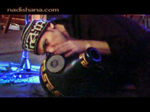 Nadishana - Solo On Water Udu, A Wind-percussion Instrument