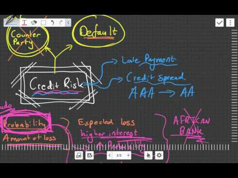 Credit Risk Introduction