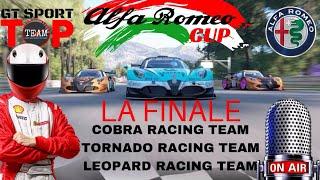 ALFA ROMEO CUP -LA FINALE-GT SPORT TOP TEAM
