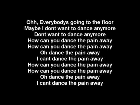 Benny Benassi Feat John Legend - Dance The Pain Away (lyrics) [HQ]