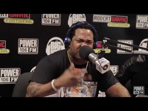 Busta Rhymes Raps  In Big Boys Neighborhood