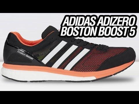 adidas Adizero Boston Boost 5 (Unboxing)