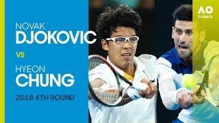 AO Classics: Novak Djokovic v Hyeon Chung (2018 4R)
