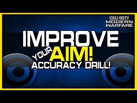 Improve your Aim in Modern Warfare (Accuracy/Warm-up Drill)