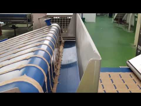 Complete Bakery Production Line - Flat Breads