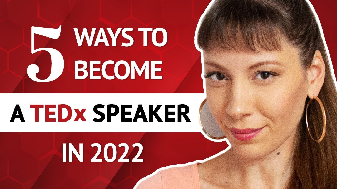 How to Be a TED Talk Speaker [8 Update]