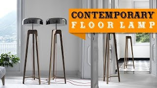45+ The Most Popular Contemporary Floor Lamp for This Year