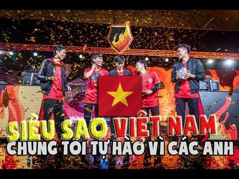 Đài Loan Vs Việt Nam - 5Vs5 Truyền Thống - Allstar 2016