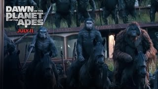 Dawn of the Planet of the Apes | TV Spot [HD] | 20th Century FOX