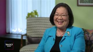 How Sen. Mazie Hirono became Trump's toughest Democratic critic