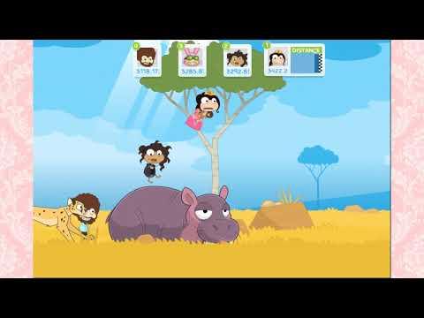 Poptropica: Playing Reality TV: Wild Safari Island