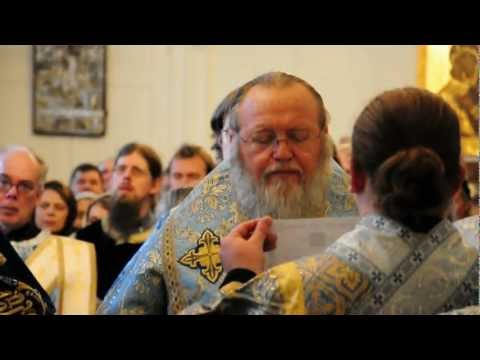 Divine Liturgy by OCA and ROCOR Primates on the Feast of the Kursk Root Icon
