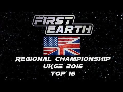 X-Wing UKGE Regional 2016: Top 16