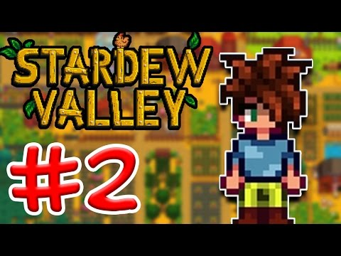 Stardew Valley Xbox One Let's Play Let's Go Fishing! [2]