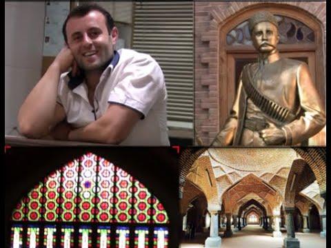 Tabriz: Jaameh Mosque, Chelokabaabi, Constitutional Revolution Museum -- by Reza Ganjavi