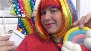 🌈 #ASMR Pride Month Make Up Role Play - Personal Attention 🌈🌈🌈