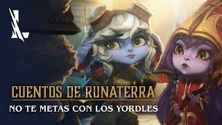Cuentos de Runaterra: No te metas con los yordles | League of Legends: Wild Rift