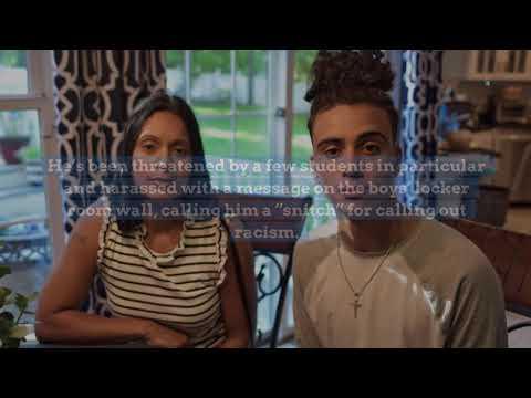 Family decries 'subculture of racism' at Uxbridge High School