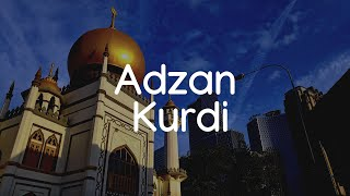 Gambar cover Adzan Sedih Irama Kurdi !! By Bang Fathur