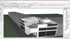 Ecophon modular ceilings for ArchiCAD and Revit