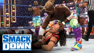 The New Day vs. Nakamura, Cesaro & Sheamus – The New Day's Farewell Match: SmackDown, Oct. 16, 2020