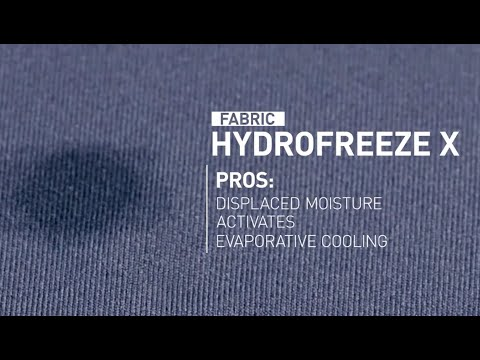 Arctic Cool: Hydrofreeze X Technology In Action