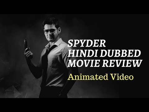spyder hindi dubbed download
