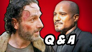 Walking Dead Season 5 Q&A Meet Father Gabriel. Episode 2 Trailer Br...
