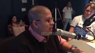 """Entrevista A Hector """"el father"""" Delgado El Father Amenazo A Molusco 16-Mar-18"""