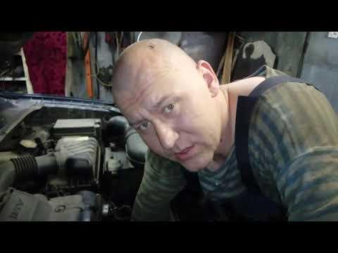 KIA Sportage Замена комплекта ГРМ ( ремень и ролики )