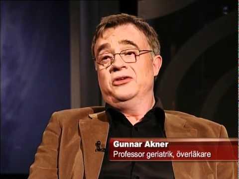 Åke Ortmark Interjuvar Gunnar Akner - Del 1