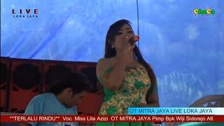 OT Mitra Jaya l Terlalu Rindu Voc  Talitha Azizi l Chaca Studio