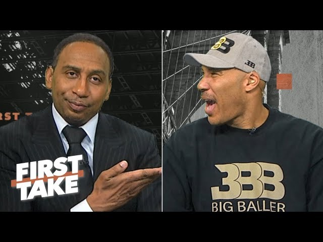 LaVar says LaMelo will be 2020 No. 1 pick, talks Alan Foster and Lonzo-Zion connection | First Take